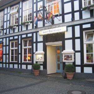 Hotel Pictures: Hotel Drei Kronen, Tecklenburg