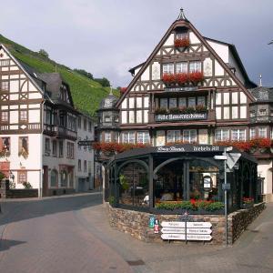 Hotelbilleder: AKZENT Hotel Berg's Alte Bauernschänke, Rüdesheim am Rhein