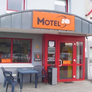 Hotelbilleder: Motel 24h Mannheim, Edingen-Neckarhausen
