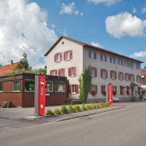 Hotelbilleder: Gasthof und Pension zum Kreuz, Lautenbach