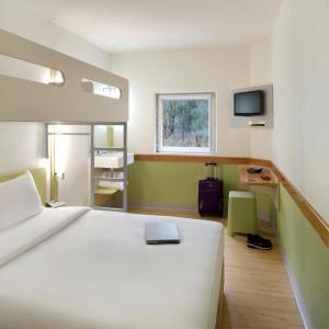 酒店图片: ibis Budget - Campbelltown, 坎贝尔敦