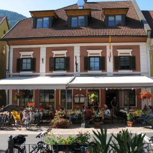 Foto Hotel: Gasthof zum Goldenen Rössl, Sachsenburg