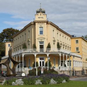 Zdjęcia hotelu: Hotel Stefanie, Bad Vöslau