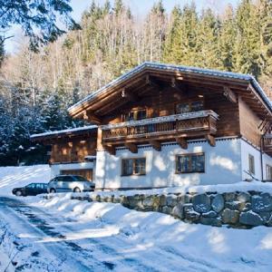 Hotellikuvia: Ferienwohnung Steiner, Wald im Pinzgau