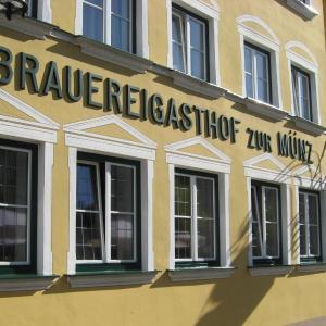 Hotel Pictures: Brauereigasthof zur Münz, Günzburg