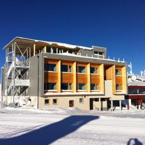 Hotelbilleder: Venet Gipfelhütte, Zams