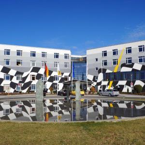 Hotelbilleder: Hotel Motorsport Arena, Oschersleben