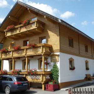ホテル写真: Ferienwohnungen Fink, Nesselwängle