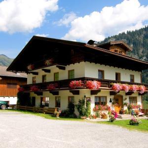 酒店图片: Bauernhof Oberneureit, Hüttschlag