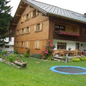 Fotos do Hotel: Ferienbauernhof Beer, Schoppernau