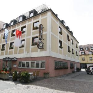 Hotelbilleder: Hotel Deutschmeister, Bad Mergentheim
