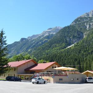 Hotelbilleder: Gasthaus-Pension Reiterklause, Leutasch