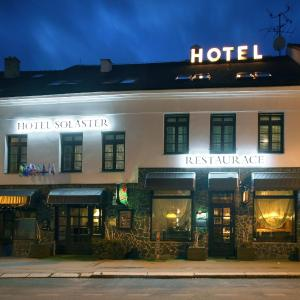Hotel Pictures: Hotel Solaster, Třebíč