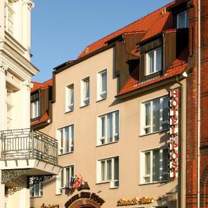 Hotelbilleder: Altstadt Hotel zur Post Stralsund, Stralsund