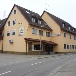 Hotelbilleder: Gasthaus Zum Lamm, Tiengen