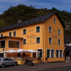 Hotelbilleder: Hotel Cafe Restaurant Loreleyblick, Sankt Goar