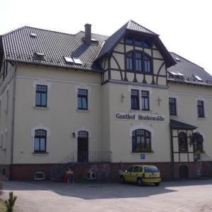 Hotelbilleder: Pension im Landgasthof Heukewalde, Heukewalde