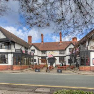 Hotel Pictures: Bridge Inn by Good Night Inns, Port Sunlight