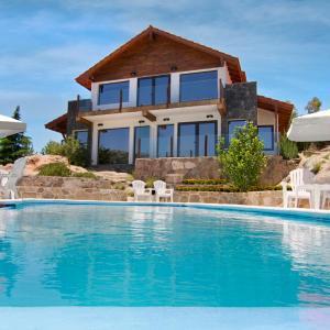 Hotellikuvia: Suites de la Colina, La Cumbrecita
