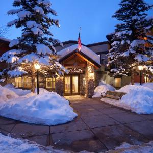 酒店图片: 传奇度假俱乐部汽船温泉套房酒店, 斯廷博特斯普林斯