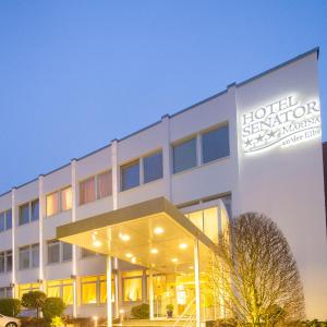 Hotelbilleder: Hotel Senator Marina, Wedel