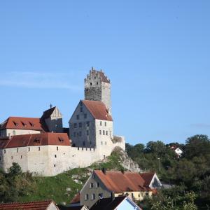 Hotelbilleder: Burg Katzenstein, Katzenstein