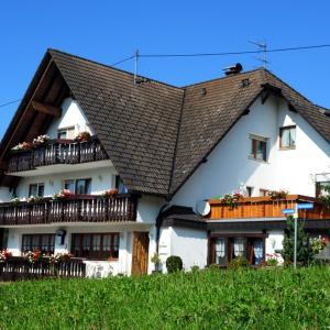 Hotelbilleder: Pension Richebächli, Elzach