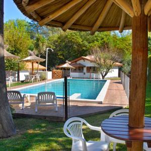 酒店图片: Cabañas Los Duendes, Villa General Belgrano