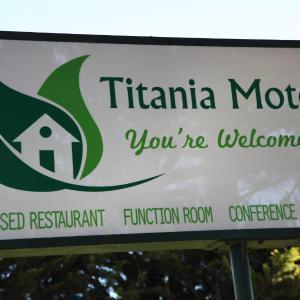 Φωτογραφίες: Titania Motel, Oberon