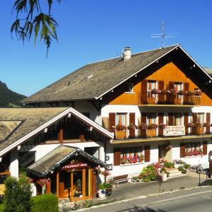 Hotel Pictures: Hôtel Plein Soleil, Vacheresse