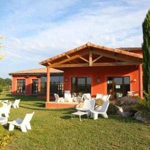 Hotel Pictures: Vacancéole - Résidence le Domaine du Lac, Châteauneuf-sur-Isère