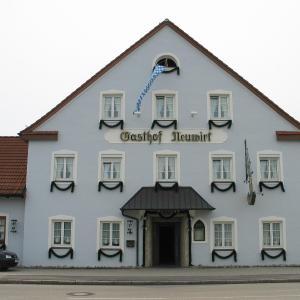 Hotel Pictures: Hotel Neuwirt, Hallbergmoos