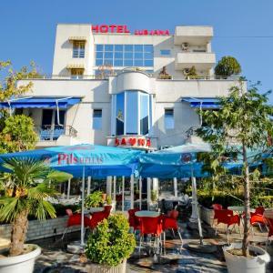 Fotografie hotelů: Hotel Lubjana, Tirana