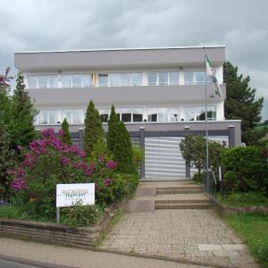 Hotelbilleder: Pension Jägerhof, Rheinbrohl