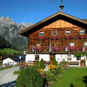 Fotografie hotelů: Ferienhaus Höchhäusl, Werfenweng