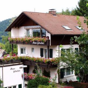 Hotel Pictures: Hotel garni Haus Götschin, Badenweiler