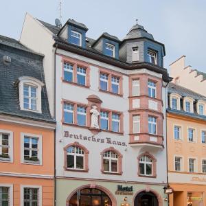 Hotelbilleder: Hotel Deutsches Haus Mittweida, Mittweida