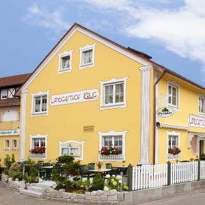 Hotelbilleder: Landgasthof Krug, Dechendorf