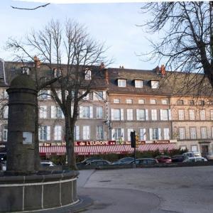 Hotel Pictures: Grand Hotel De L'europe, Saint-Flour