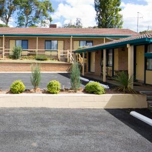 Zdjęcia hotelu: Hideaway Motor Inn, Armidale
