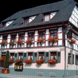 Hotelbilleder: Landhotel Krone, Königsbach-Stein