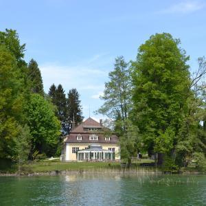 Hotellikuvia: Das Grafengut, Nussdorf am Attersee