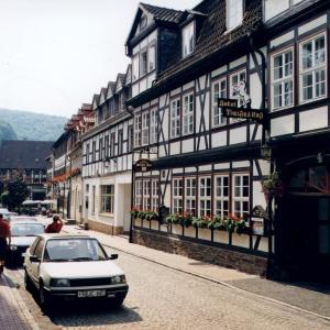 Hotelbilleder: Hotel garni Weißes Roß, Stolberg (Harz)