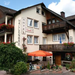 Hotelbilleder: Hotel Ursula Garni, Bad Brückenau