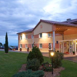 Hotel Pictures: Hôtel Le Kolibri, Tournus