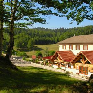 Hotel Pictures: Hotel Du Col De La Machine, Saint-Jean-en-Royans