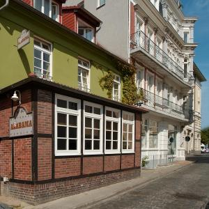 Hotelbilleder: Pension Alabama, Warnemünde