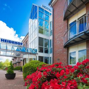 Hotelbilleder: Hotel Heidehof garni, Büdelsdorf