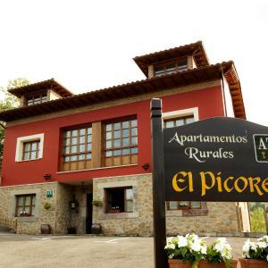 Hotel Pictures: Apartamentos Rurales El Picoretu, Mestas de Con