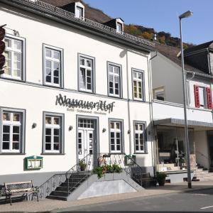 Hotelbilleder: Nassauer Hof, Sankt Goarshausen